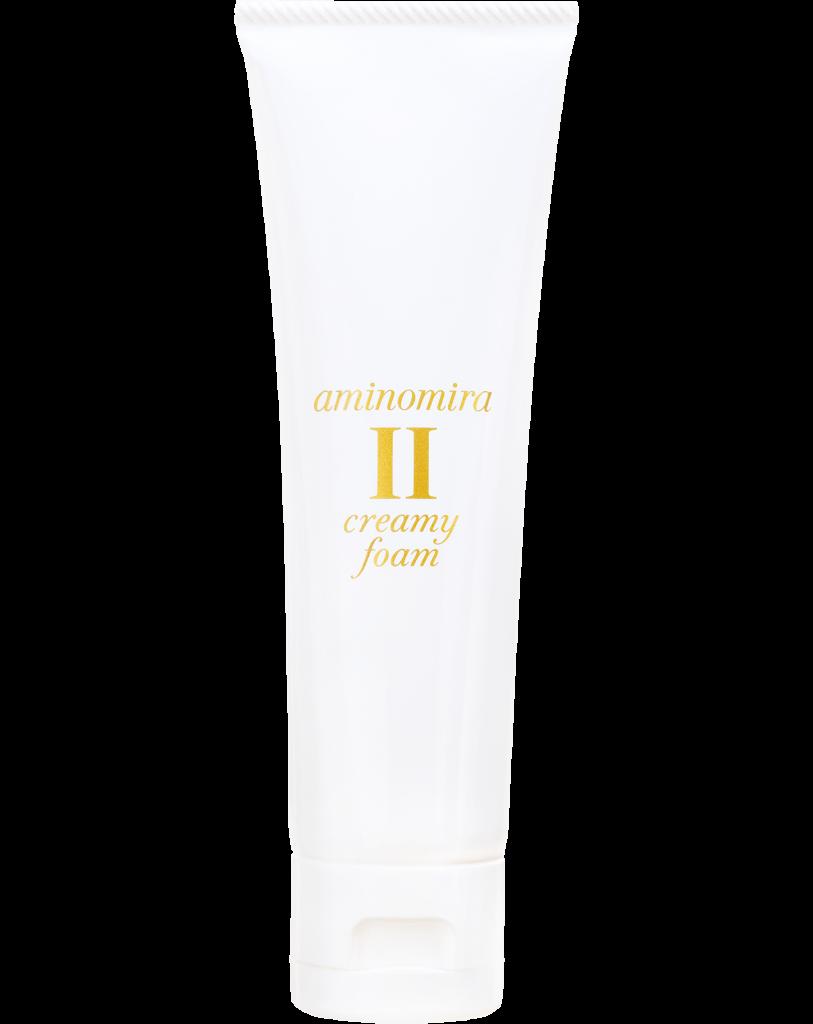 [写真] アミノミラⅡクリーミー洗顔フォーム